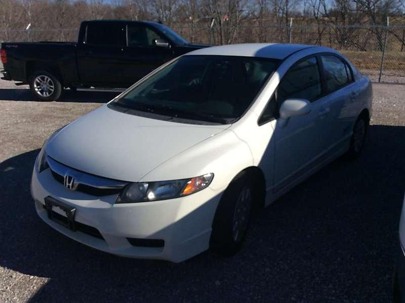 2009 honda civic gx for sale verona ky for Honda civic gx