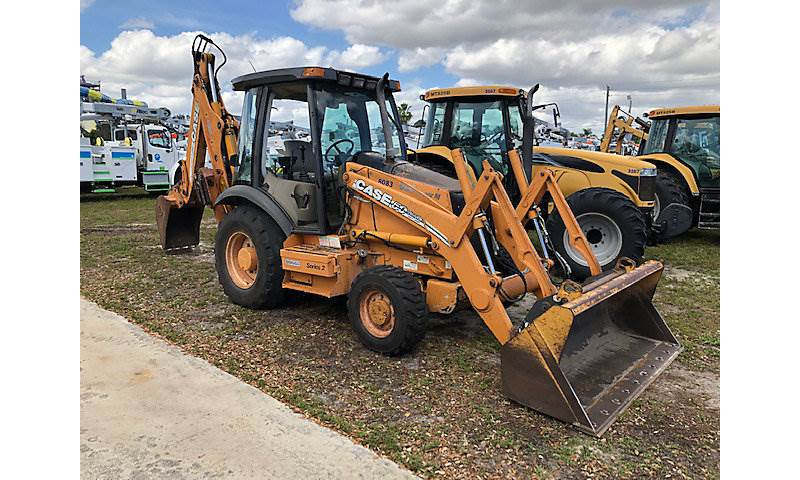 2007 Case 580 Super M Backhoe For Sale | Riviera Beach, FL