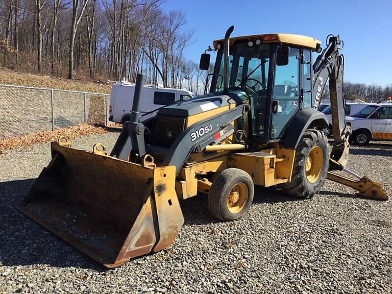 2010 john deere 310sj backhoe for sale shrewsbury ma 9021691. Black Bedroom Furniture Sets. Home Design Ideas