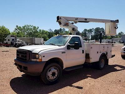 1999 Ford F-450 Boom / Bucket Truck For Sale | Saugerties