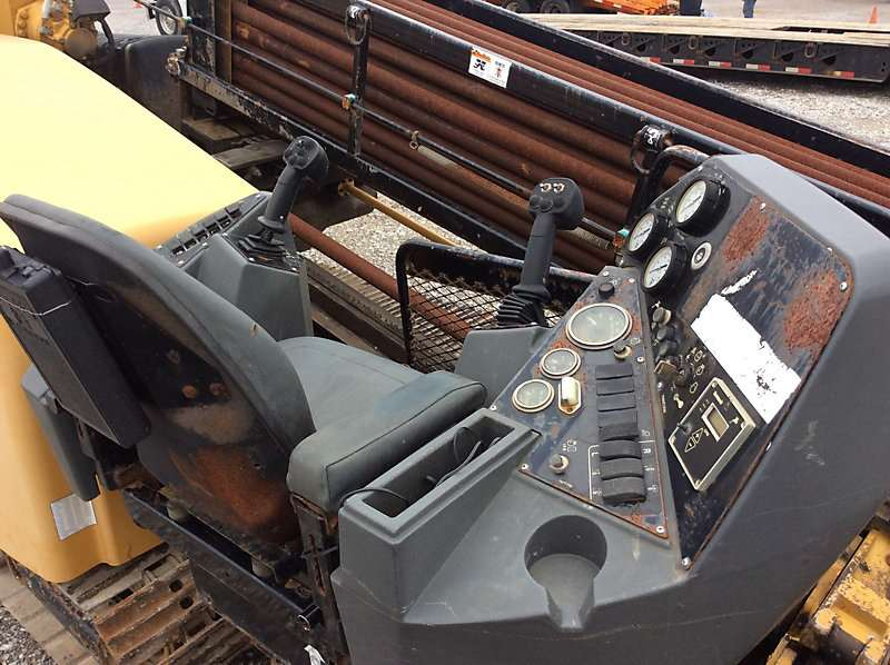 vermeer boring machine