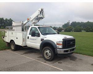 Ford F-450 4x4 crew Bucket / Boom Truck