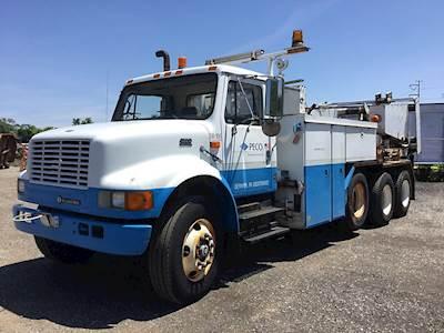 International 4900 Trucks For Sale Mylittlesalesman Com