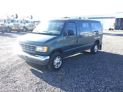 1996 Ford Club Wagon Cargo Van For Sale, 118,608 Miles