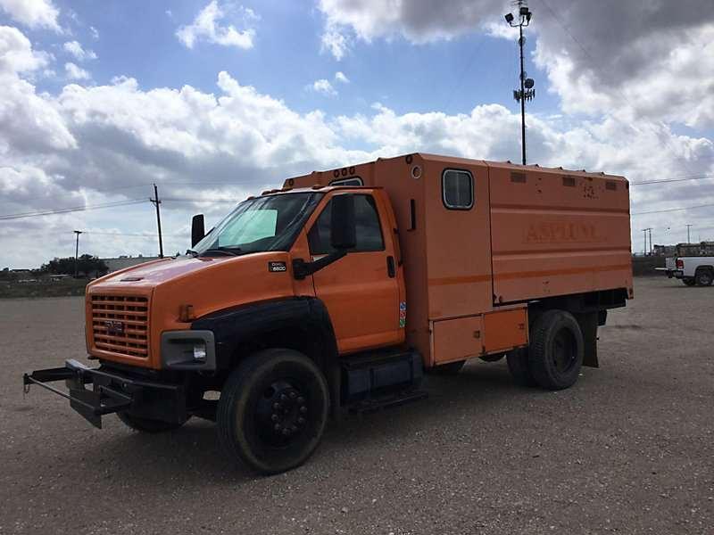 2006 Gmc C6500 Dump Truck 9027222