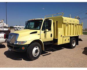 International 4300 Dump Truck