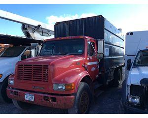 International 4700 Dump Truck