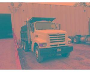 Sterling L8501 Dump Truck
