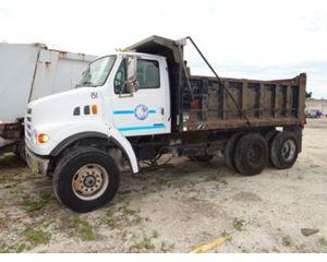 Sterling LT7500 Dump Truck