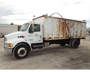 Sterling M7500 Dump Truck
