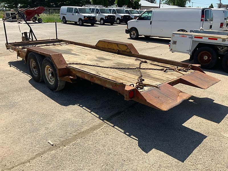 2007 IMPERIAL Equipment Transport Trailer For Sale | Wright