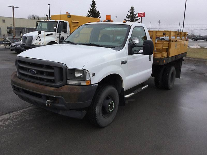 2002 Ford F 350 Flatbed Truck For Sale 143 457 Miles Wright City