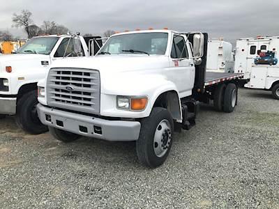 Flatbed Truck For Sale >> Ford F 800 Flatbed Trucks For Sale Mylittlesalesman Com