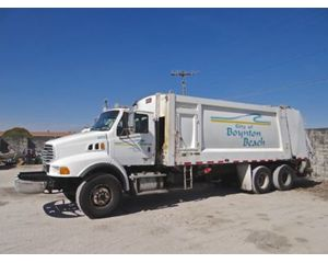 Sterling LT9500 Garbage Truck