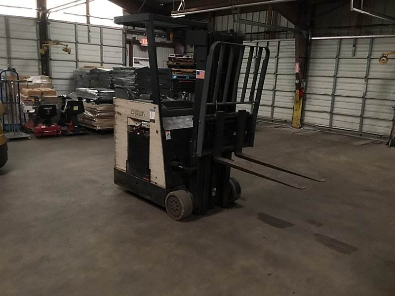 Crown RC 3000 Mast Forklift For Sale 9 749 Hours Wright