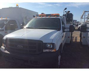 Ford F-550 Mechanic Truck