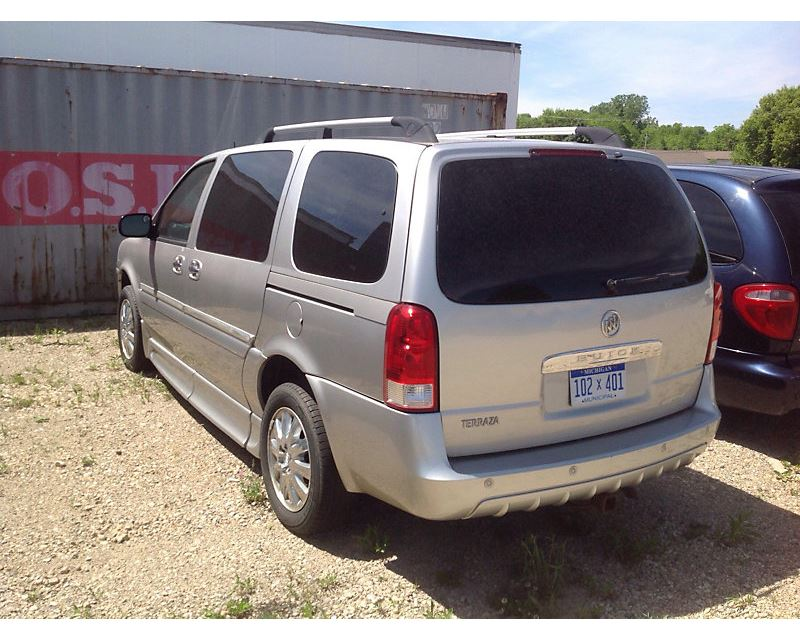 2007 Buick Terraza Minivan For Sale Charlotte Mi