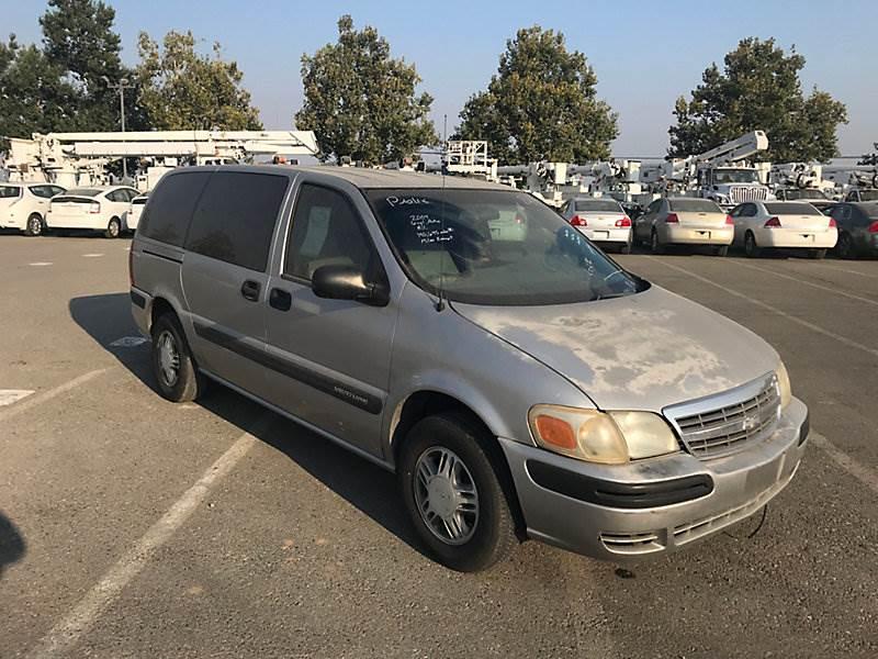 2004 chevrolet venture minivan for sale 140 645 miles dixon ca 10402032 mylittlesalesman com my little salesman
