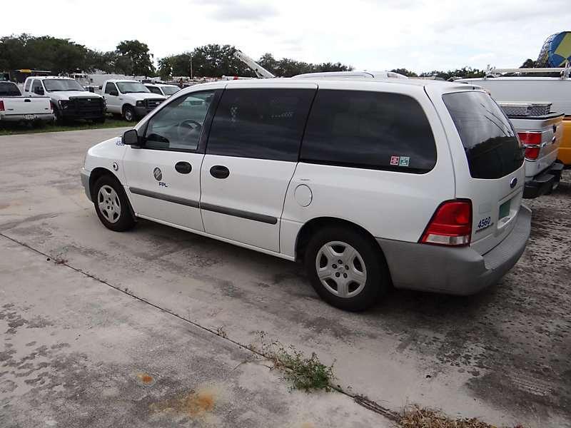 2007 ford freestar minivan for sale 124 786 miles. Black Bedroom Furniture Sets. Home Design Ideas