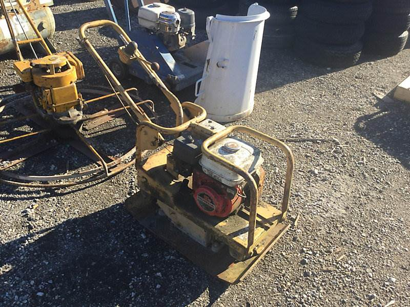 Stone Plate Compactor For Sale Plymouth Meeting Pa 1112
