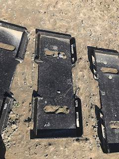 Mid States Skid Steer Mounting Plate For Sale | Concord, NC