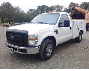 Ford F250 Pickup Truck