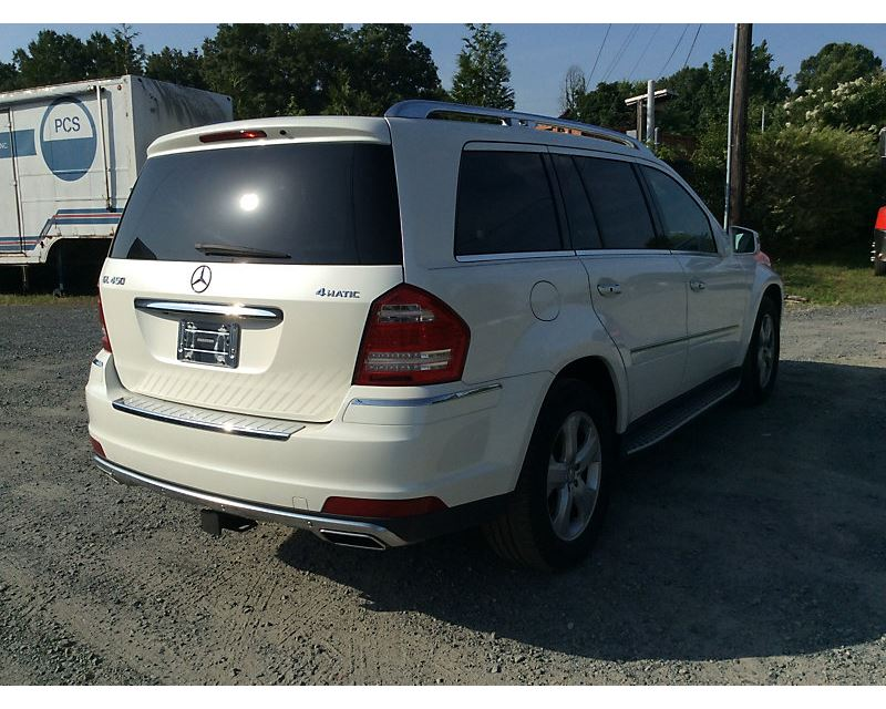 2003 mercedes benz gl450 suv for sale concord nc for Mercedes benz suv 2012 for sale
