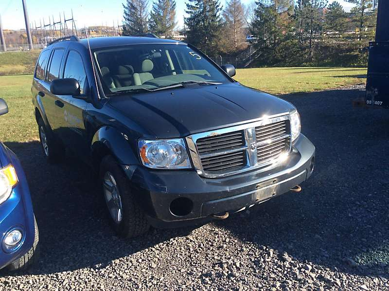2009 dodge durango 4x4 for sale 88 957 miles rome ny. Black Bedroom Furniture Sets. Home Design Ideas
