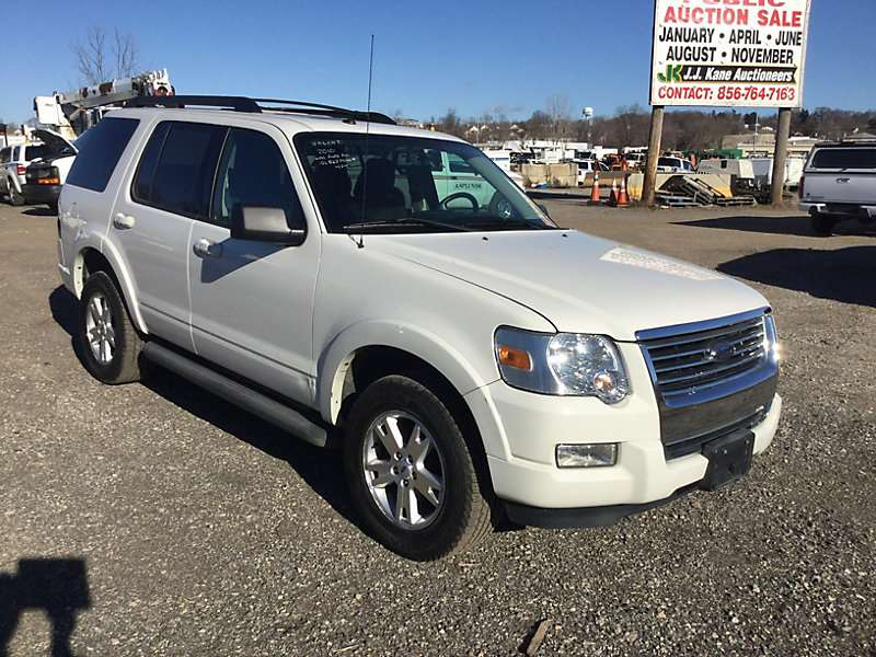2010 ford explorer for sale 101 862 miles plymouth meeting pa. Cars Review. Best American Auto & Cars Review