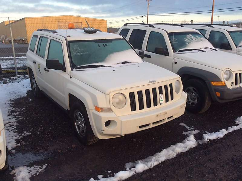 2008 jeep patriot for sale 139 572 miles rome ny. Black Bedroom Furniture Sets. Home Design Ideas