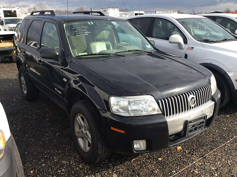 2007 mercury mariner 4x4 hybrid for sale 185 675 miles. Black Bedroom Furniture Sets. Home Design Ideas
