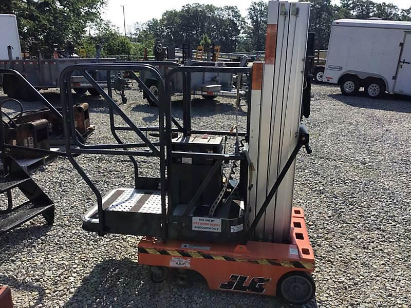 2003 JLG 12SP Scissor Lift For Sale | Shrewsbury, MA | 9834255