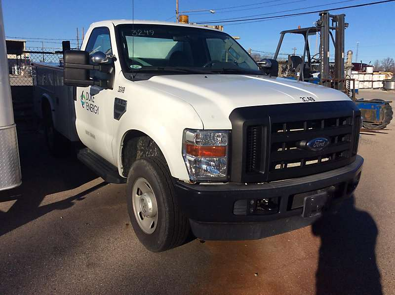 2009 ford f 350 service utility truck for sale verona for Ford motor company truck division