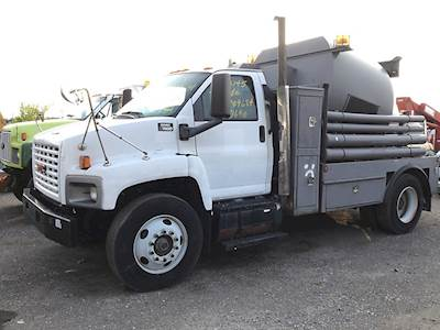 2006 GMC C7500 Sewer / Septic Truck For Sale, 19,757 Miles