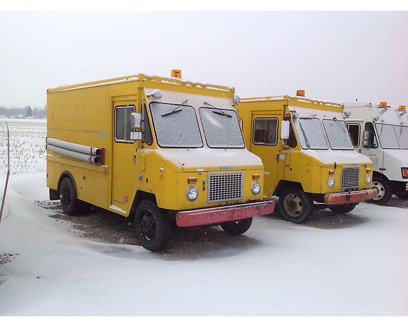 1986 Gmc P30 Step Van For Sale