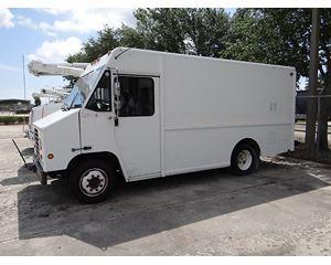 International S1652 Step Van