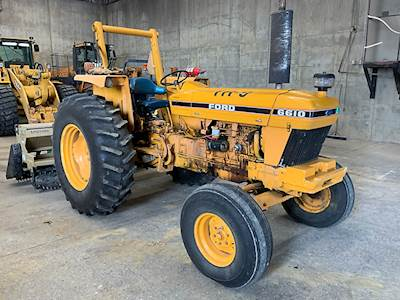 Ford 6610 II Special Tractor
