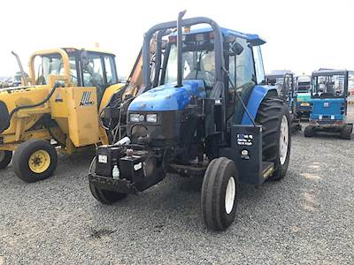 New Holland TS100 Tractor For Sale, 5,404 Hours | Concord
