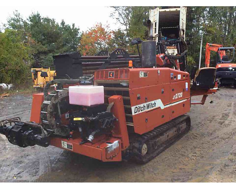 ditch witch machine