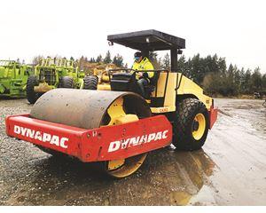 Dynapac CA362D Compactor / Roller