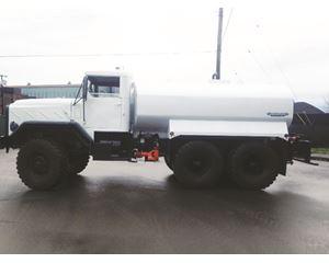 BMY 6X6 Water Truck