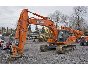 Doosan DX350 LC-5 Excavator