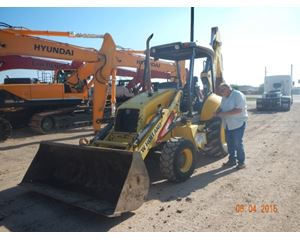 New Holland B95 Backhoe