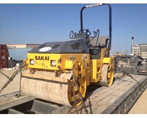 Sakai SW3301 Compactor / Roller