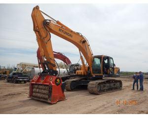 Hyundai R300LC9A Crawler Excavator