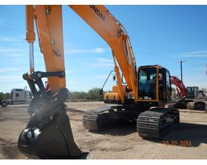 Hyundai R330LC9A Crawler Excavator
