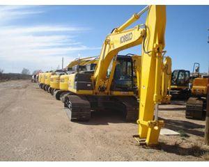 Kobelco SK210 Crawler Excavator