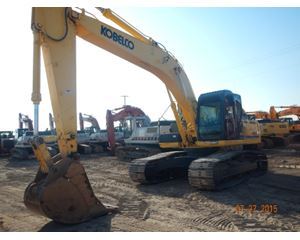 Kobelco SK295 Crawler Excavator