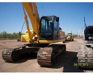 Kobelco SK350 Crawler Excavator