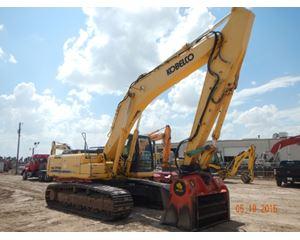 Kobelco SK3508 Crawler Excavator
